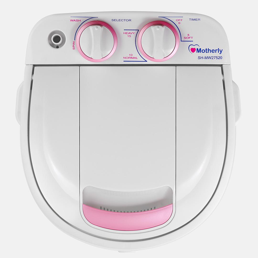 SH-MW27520 Pink  مینی واش مادرلی